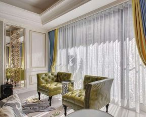 新古典客廳風格 家具裝修