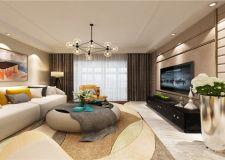 83平米三室两厅装修设计 83平米三室两厅装修效果图