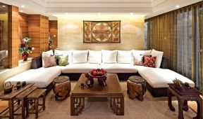 中式古典風格裝修圖 中式實木家具圖片