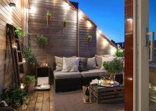 别墅露台设计窍门  个性阳台随你造