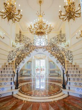 别墅楼梯设计图