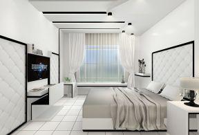 室内背景墙 现代欧式风格装修效果图片