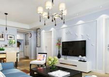 三室一厅最小面积是多少 三室一厅装修案例