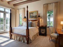新古典風格主臥室裝修圖片