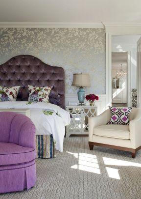 主卧室 现代欧式风格装修