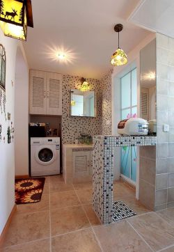 60平米房子小厨房装修效果图大全