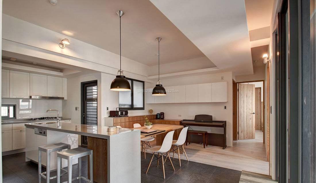 开放式厨房装修 开放式厨房装修案例