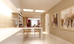 餐廳吧臺室內設計現代簡約風格