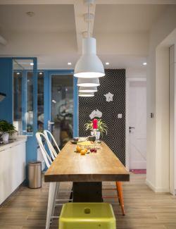 小戶型新房餐廳吊燈設計圖