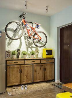 小戶型新房進門鞋柜設計圖片大全