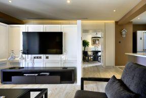 现代简约客厅风格 装饰品装修效果图片