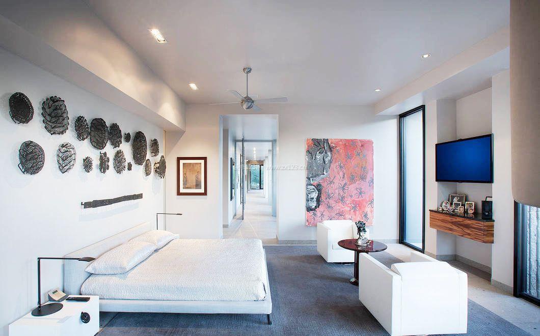 新房卧室装饰设计装修效果图