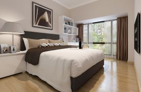 家居簡約臥室裝修 簡約現代裝修效果圖