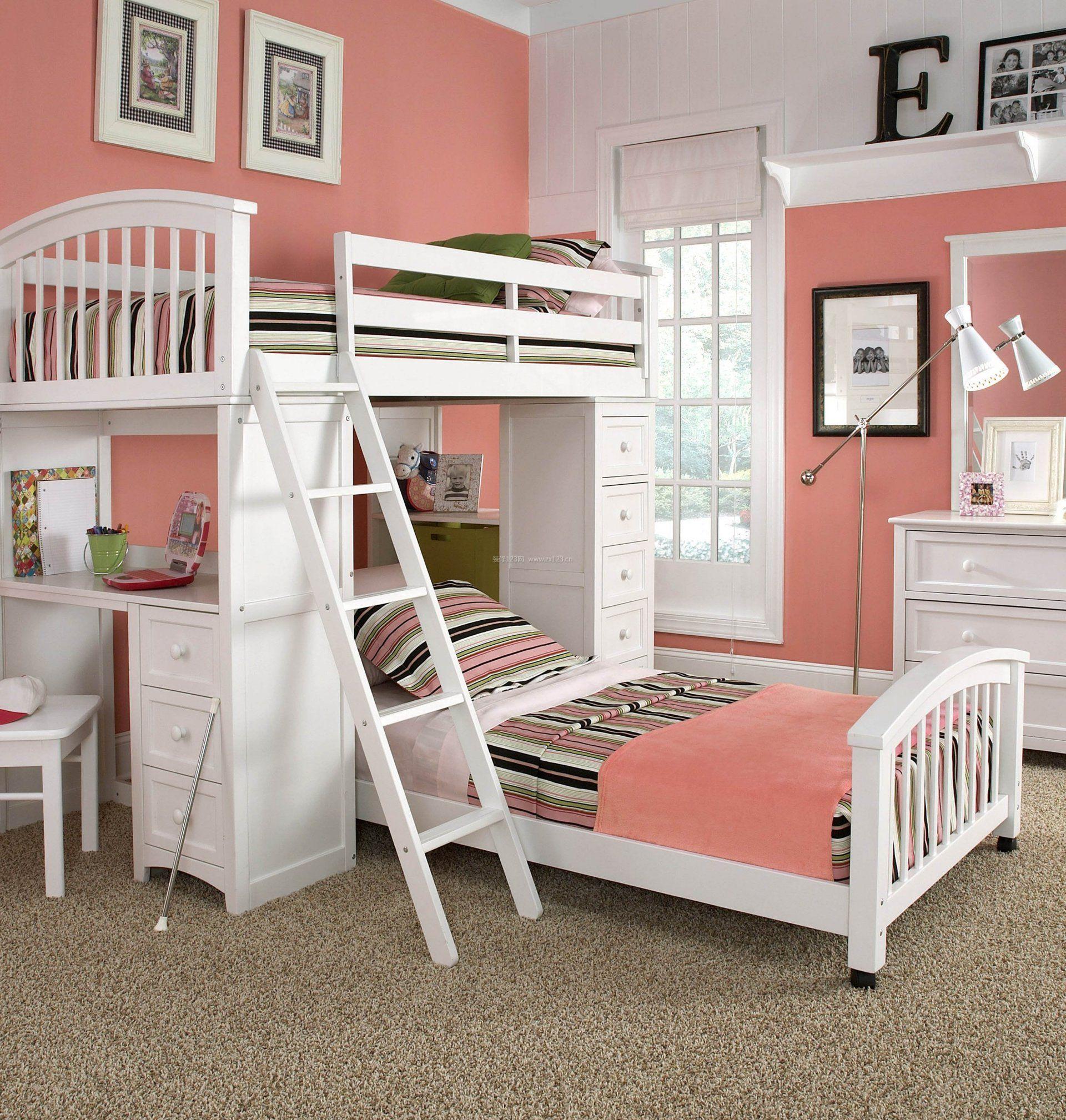 小房间设计图卧室图片_房间小怎么布置床