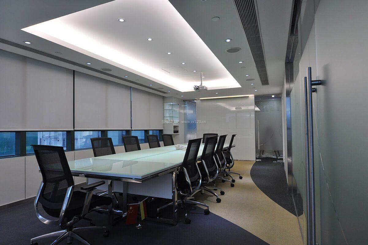 工装效果图 吊顶 会议室小吊顶效果图赏析 提供者