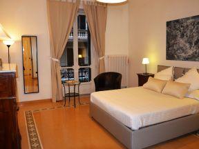 80平米卧室 小户型样板房