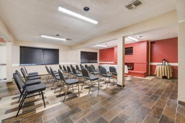 无锡办公室会议室装修方法 会议室装修要点图片