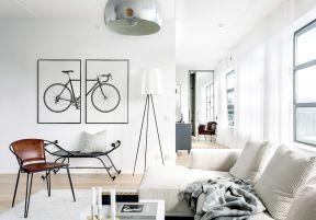 小戶型客廳擺設 簡約客廳裝修圖