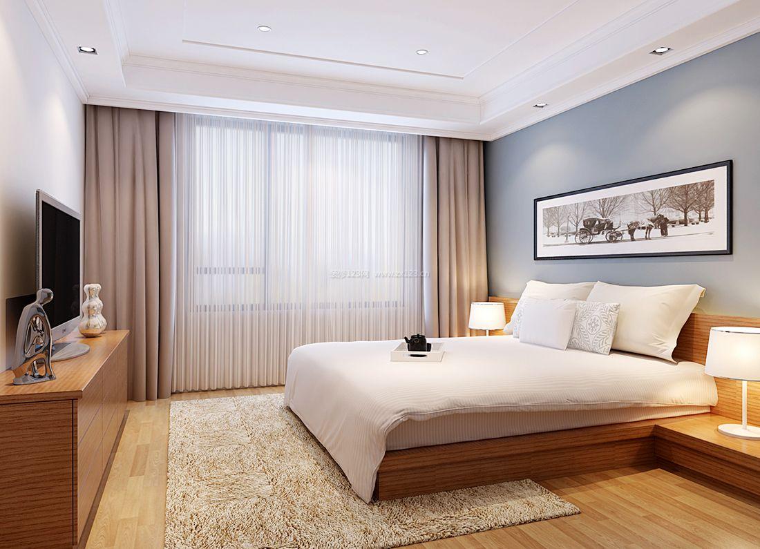 背景墙 房间 家居 酒店 设计 卧室 卧室装修 现代 装修 1100_795图片