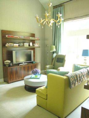 130平米客廳簡單 電視柜家具圖片