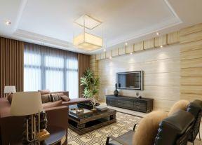 130平米客廳簡單 客廳吊燈效果圖