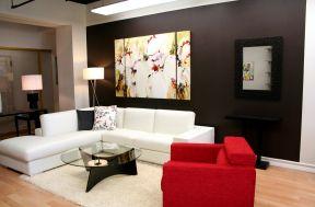 130平米客廳簡單 客廳沙發顏色搭配