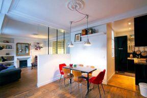 130平米客廳簡單 小餐廳裝修效果圖片