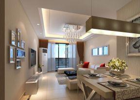 130平米客廳簡單 時尚家裝設計