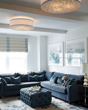 客廳現代燈具 家庭室內裝潢