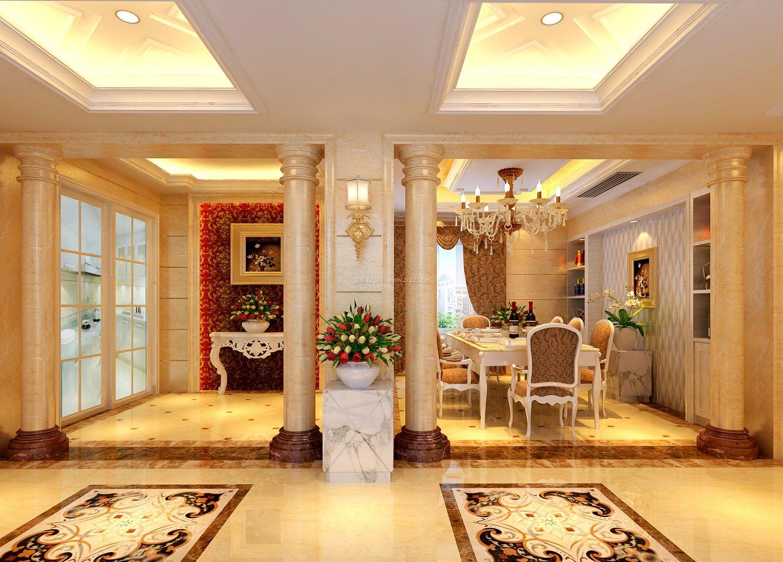 比如说很多欧式风格的房屋的,都会安装一些壁灯,这样即可以装饰墙面