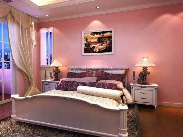 新房卧室墙面装修效果图
