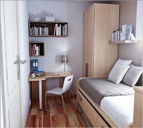 小面積書房 書桌設計圖