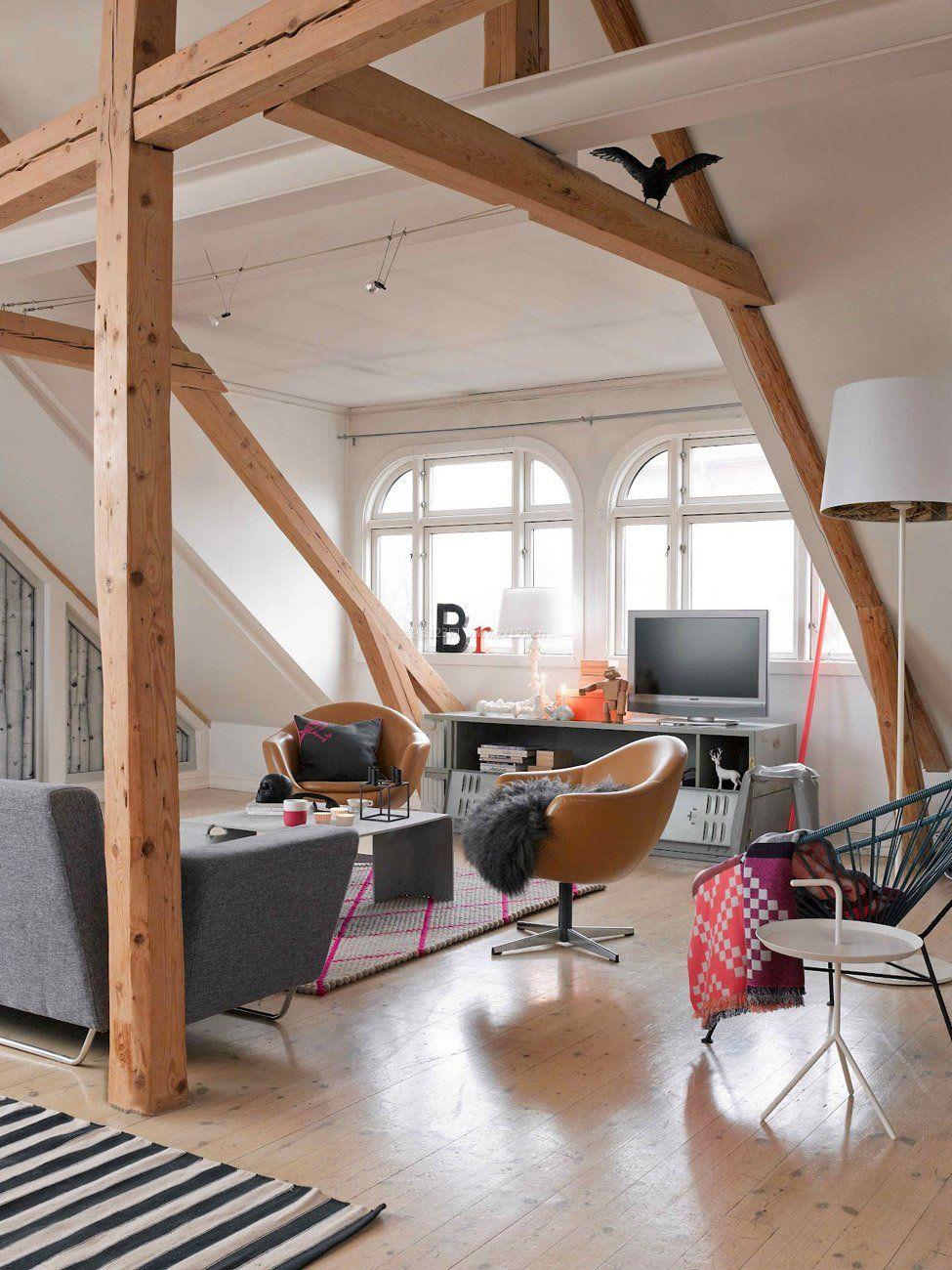 50平米阁楼吊顶设计装修效果图片