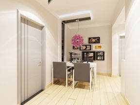 90平米兩室兩廳裝修方案 家居小餐廳