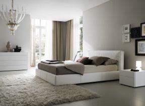 家居装修卧室设计 家居地毯卧室
