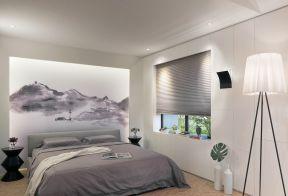 家庭主臥室 背景墻設計
