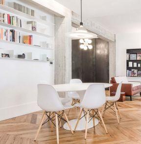 客廳隱形門 創意辦公室墻面設計