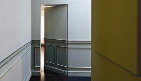 客廳隱形門 地中海風格門