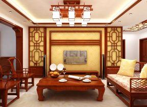中式客廳裝飾畫 客廳裝飾設計