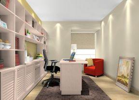 家居書房 家庭辦公室裝修圖