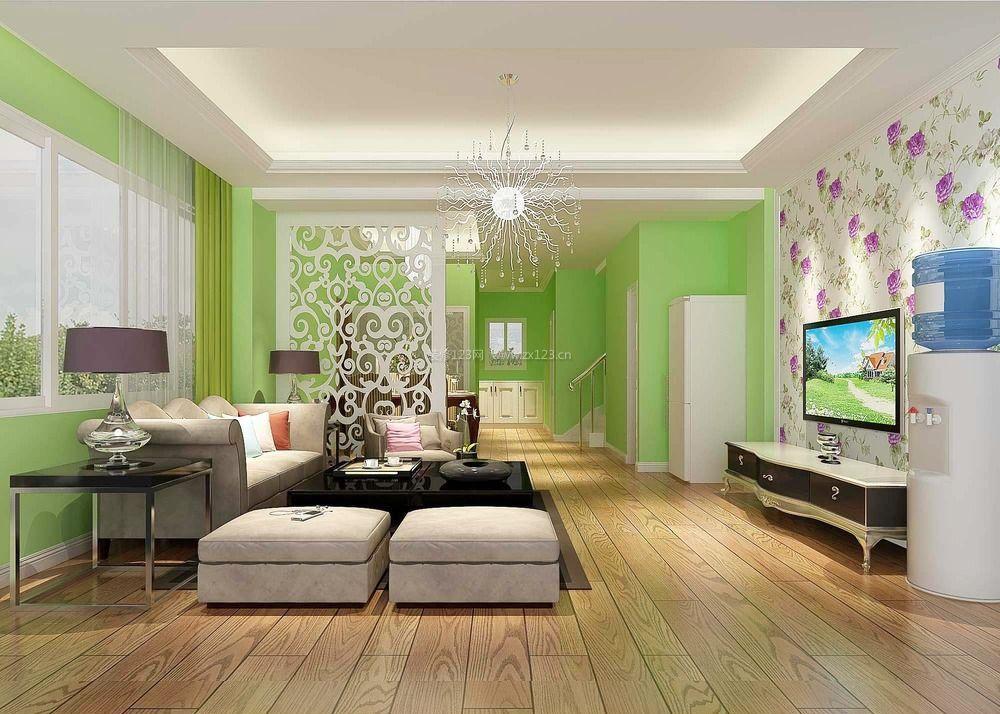 最新楼房120平方客厅装修设计图片大全