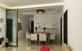 廚房和飯廳隔斷效果圖 室內裝飾設計效果圖
