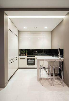 厨房和饭厅隔断效果图 室内装饰设计效果图