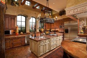 纯美地中海家具 厨房装饰装修效果图片