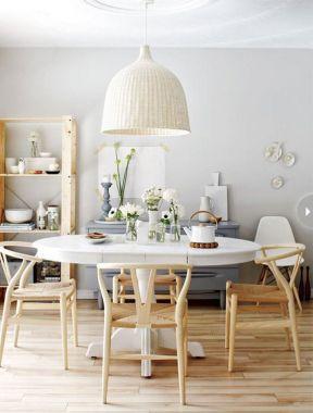 纯美地中海家具 餐厅装饰装修效果图片