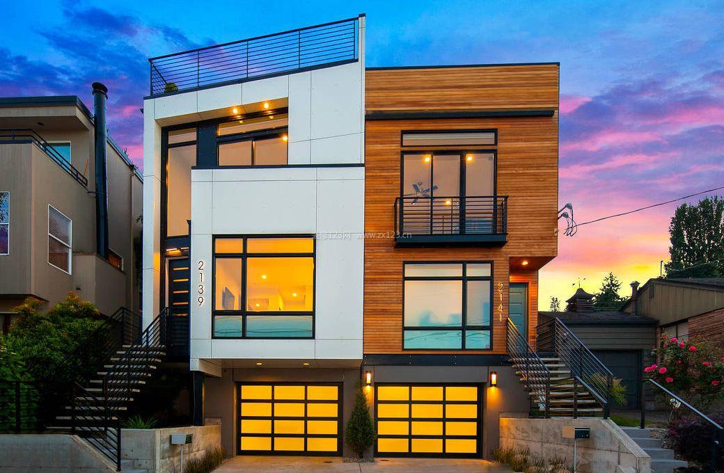 2017年最新高颜值别墅外观设计,美得不像话!020202