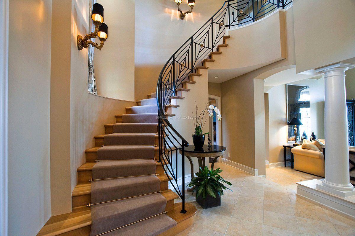 家居 楼梯 起居室 设计 装修 1200_800