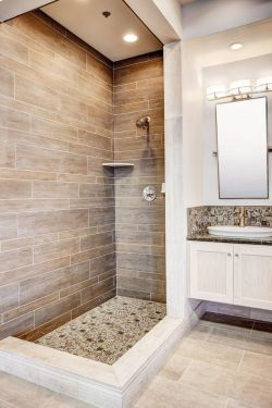 家装卫生间瓷砖装修效果图片2017