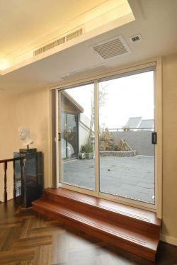 主卧室阳台门框装修效果图大全