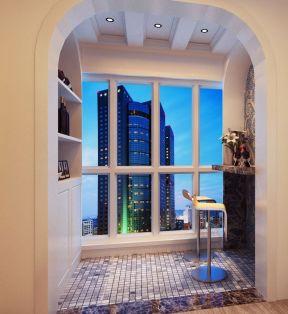 装修效果图 门框装饰图片    卧室阳台门框装饰图片大全2017  1272